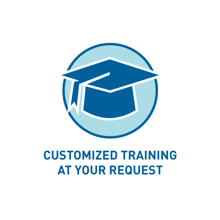 Customized-training-at-your-request